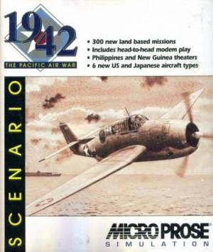1942: The Pacific Air War Scenario