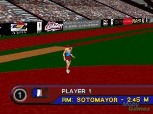 3DO Games: Decathlon