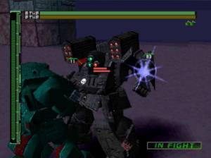 Armored Trooper Votoms Lightning Slash