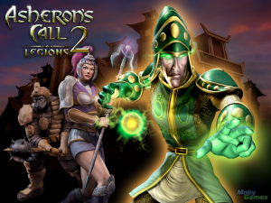 Asheron's Call 2: Legions