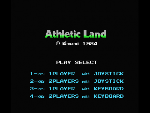 Athletic Land