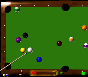 Bar Room Games: Pool