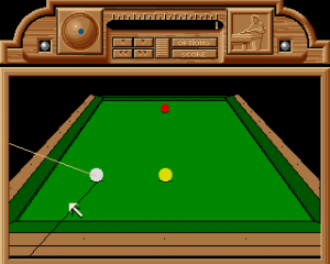 Billiards Simulator