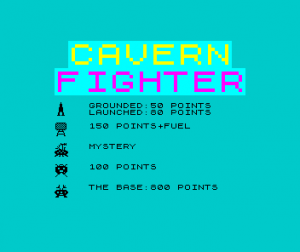 Cavern Fighter