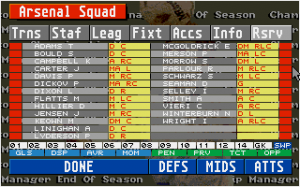 Championship Manager: End of Season Edition