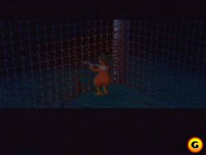 Chicken Run (video game)