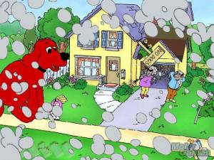 Clifford the Big Red Dog: Reading