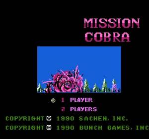 Cobra Mission: Panic in Cobra City