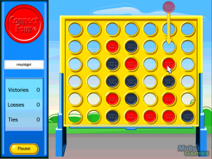 Connect Four Cities