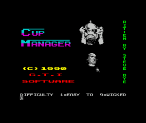 Cup Manager