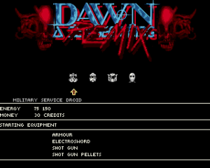 Dawn: A New Beginning