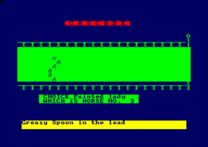 Day at the Races (Amstrad Disk 50)