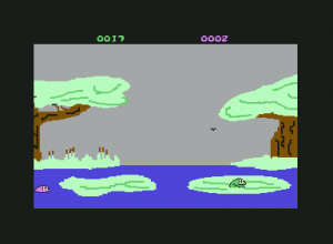 Frogs and Flies 64