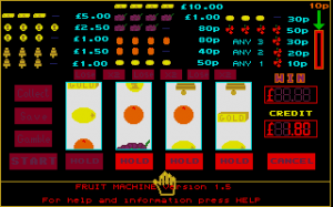 Fruit Machine