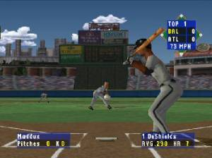 High Heat-Baseball 2000