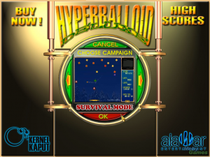 Hyperballoid Deluxe: Survival Pack