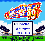 International Superstar Soccer 99