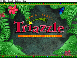 Living Puzzles: Triazzle