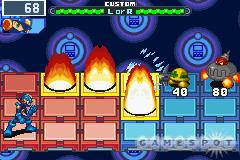 MegaMan Battle Network 4 Red Sun / Blue Moon