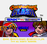 SNK vs. Capcom: Card Fighter's Clash