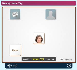 Lumosity : Name Tag