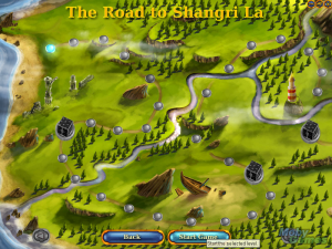 Shangri La 2 Deluxe: The Valley of Words