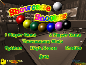 Showcase Snooker