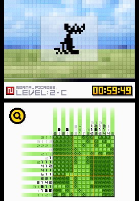 Solid Body Picross