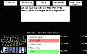 Star Wars: Jeopardy!