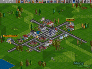 Transport Tycoon / Transport Tycoon Deluxe
