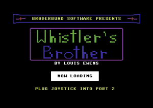 Whistler's Brother
