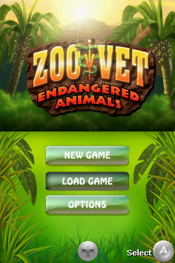 Zoo Vet: Endangered Animals