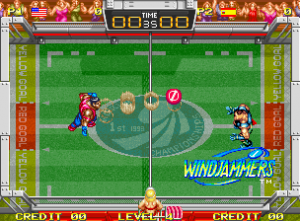 Windjammers / Flying Power Disc