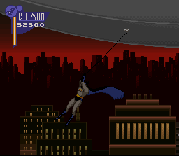 Adventures of Batman & Robin, The Video Game