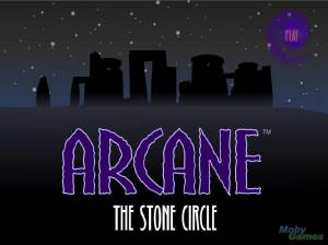 Arcane: Online Mystery Serial - The Stone Circle Episode 1