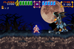 Ghosts 'N Goblins: Gold Knights