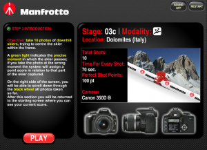 Manfrotto Game