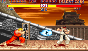 Street Fighter II (SF2)