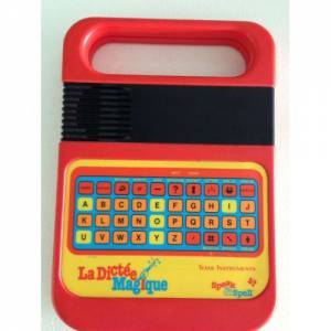 Speak & Spell / Dictée Magique