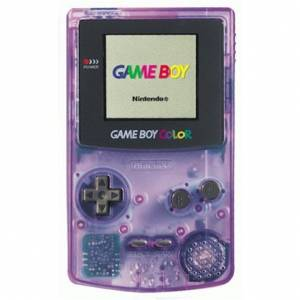 GameBoy Color (GBC)
