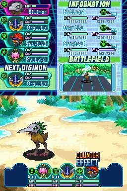 Game Classification : Digimon World DS (2006)