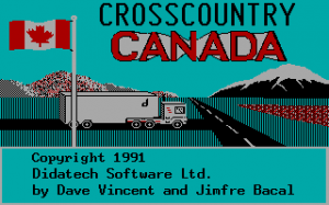 Crosscountry Canada