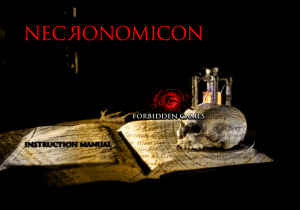 Digital Pinball: Necronomicon