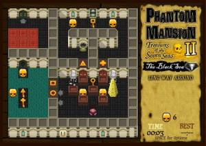 Now it's time for Hector to embark on a journey to the Black Sea! #PhantomMansion2 #HalloweenGames #PlatformingGames